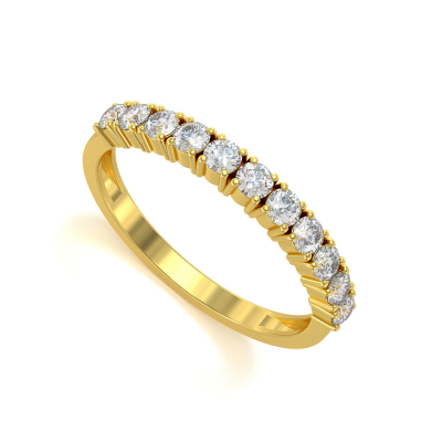 Gold Diamanten Ringe